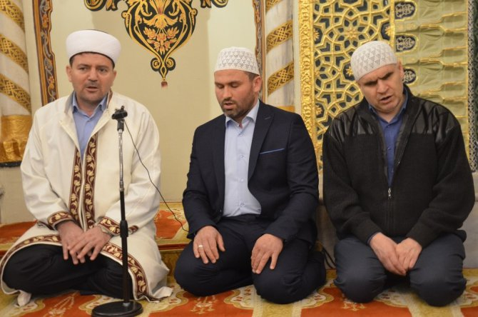 Muhsin Yazıcıoğlu İçin Bursa'da Mevlit Okutuldu