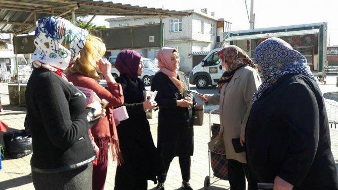 Gümüşçay'da Referandum Çalışmaları Sürüyor