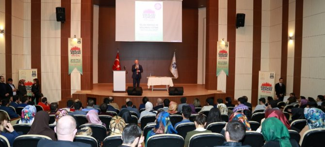 Büyükşehir'in Diplomasi Akademisi İlk Dersle Başladı