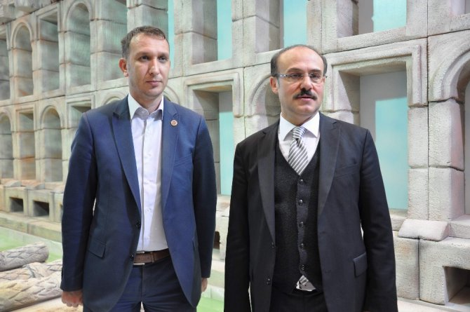 2. Travel Expo Ankara 2017 Turizm Fuarı'nda Yozgat Tanıtılıyor