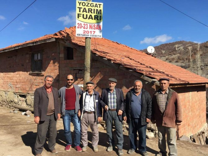Yozgat 8. Tarım Gıda Ve Hayvancılık Fuarı Çalışmaları Devam Ediyor