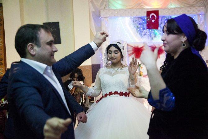 Anavatanda Düğün Heyecanı