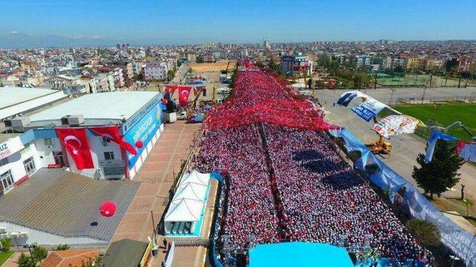 """Sümer: """"Türkiye, Antalya'yı İmrenerek İzledi"""""""