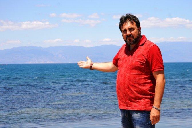 Mavi Bayraklı Plajdan Balık Çiftlikleri Kaldırıldı
