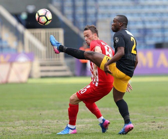 Osmanlıspor: 1 - Boluspor: 2 (Hazırlık Maçı)