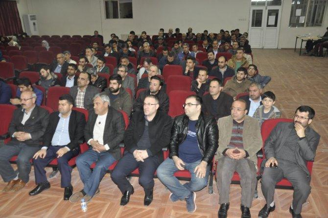 'Kuran Eğitim Yöntemi' Konulu Konferans Yapıldı