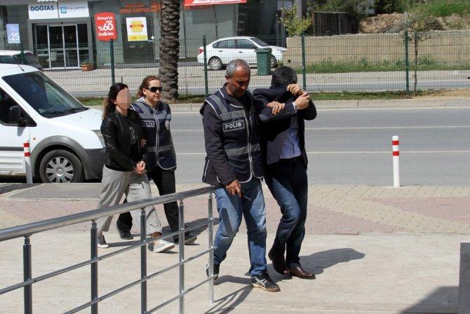 Antalya'da Fetö'den 3 Avukat Adliyede
