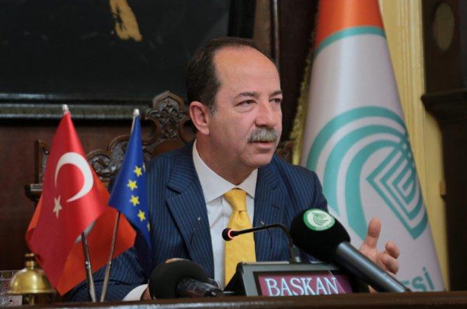 Ipa'dan Edirne Belediyesi'ne 910 Bin 526 Euro Hibe