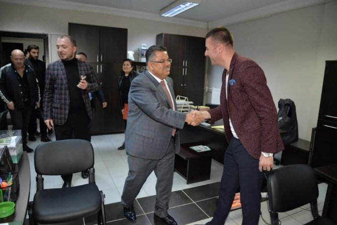 Bilecik Belediye Başkanı Selim Yağcı'dan Referandum Çalışması