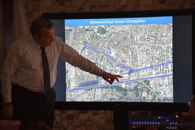 Başkan Çerçi, Kentsel Dönüşümü Anlattı