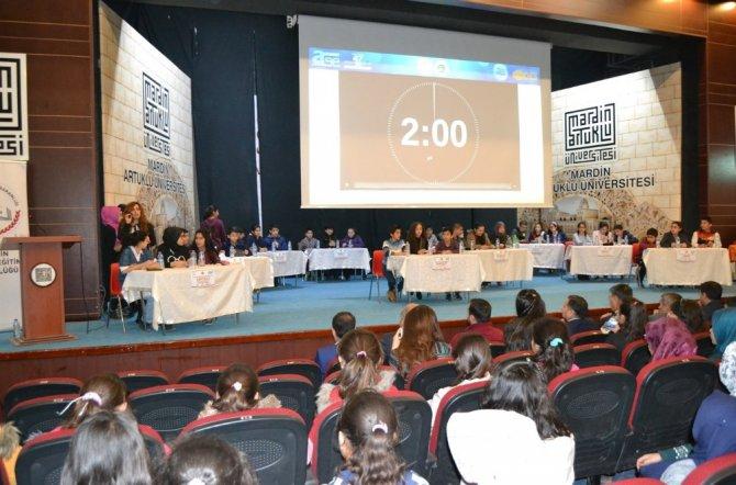 Aziz Sancar Bilim Olimpiyatları İl Finali Yapıldı