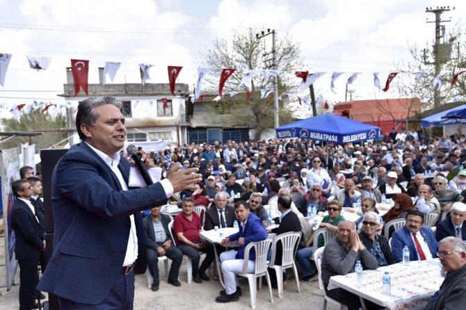 Başkan Uysal'dan Kırcami Müjdesi