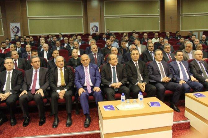 """""""Savunma Sanayi Kobi'lerle Büyüyor"""" Malatya Buluşması Yapıldı"""