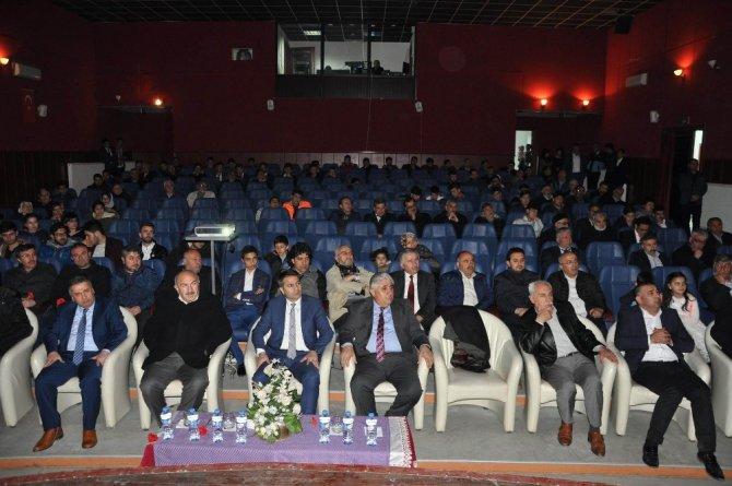 Muhsin Yazıcıoğlu Ölümünün 8. Yıldönümünde Sorgun'da Anıldı