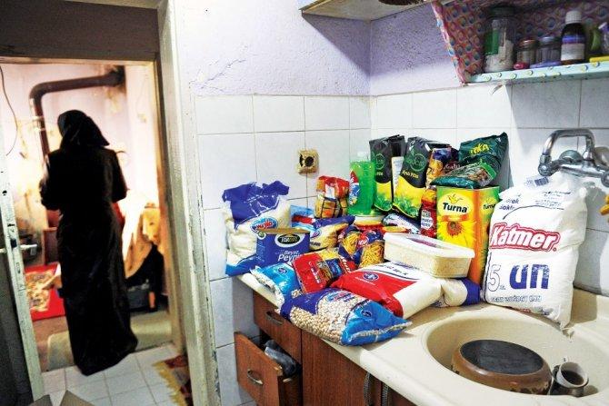 Ankara Büyükşehir Belediyesi'nin İhtiyaç Sahiplerine Yardımları Sürüyor