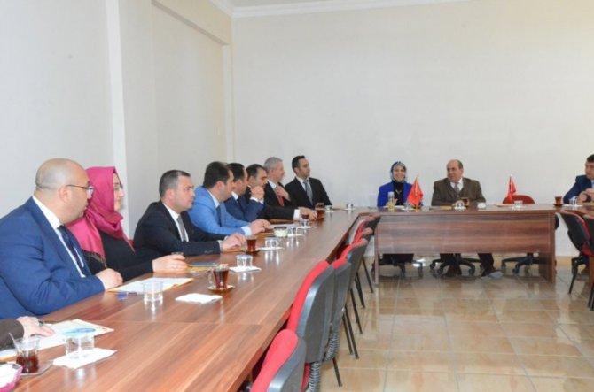 Bilecik Öğrenme Şenliği Organizasyon Komitesi Toplandı
