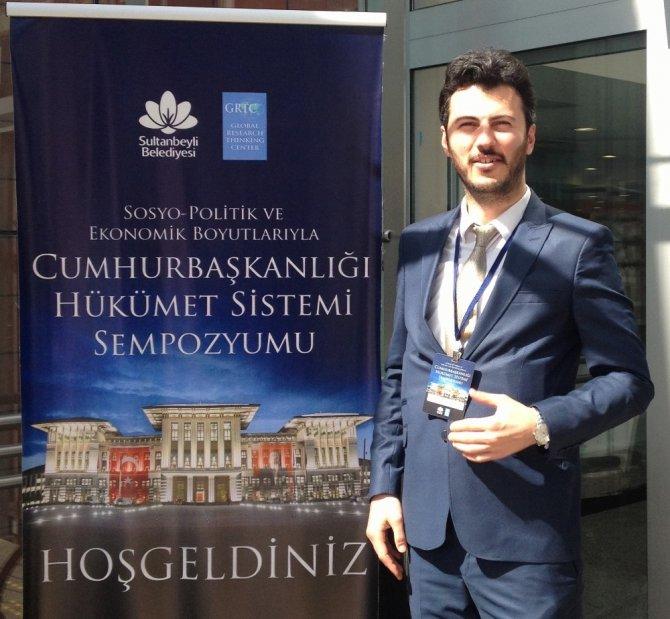 Ahmet Özkan: Türk Siyasal Hayatı, Önemli Bir Değişimin Ve Dönüşümün Eşiğinde