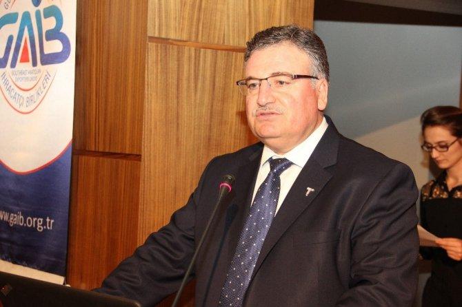 Gaib'de Devlet Destekleri Tanıtım Toplantısı Yapıldı
