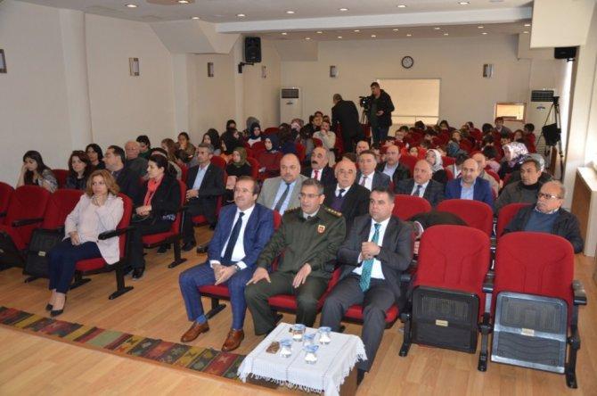 Safranbolu'da 'Kütüphaneler Haftası' Etkinliği