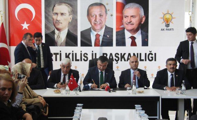 """Bakan Yılmaz: """"Halka Kusur Bulamıyor, Erdoğan'a Kusur Buluyor"""""""