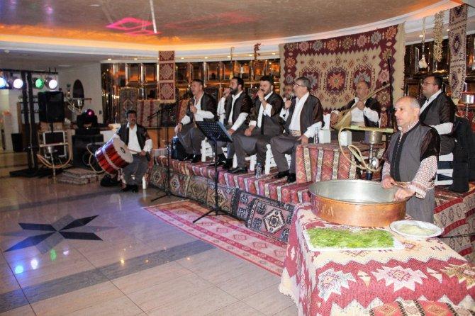 Bodrum'da Urfa Sıra Gecesi