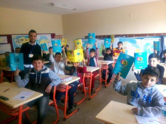 Zonguldak'ta Ufka Yolculuk Bilgi Yarışması Düzenlendi