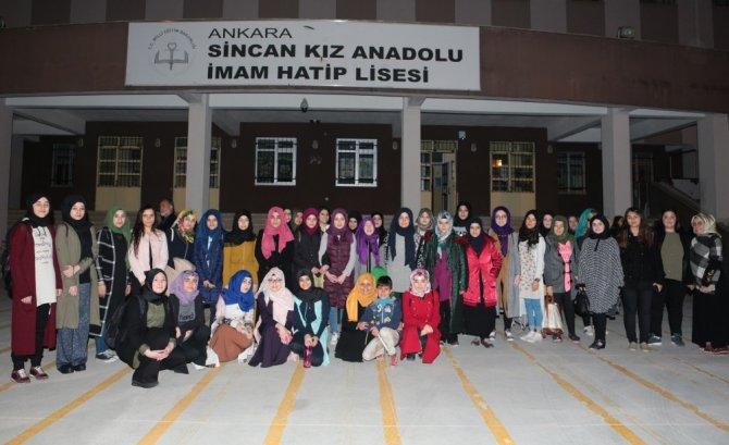 Sincan Belediyesinden Başarılı Öğrencilere Çanakkale Gezisi
