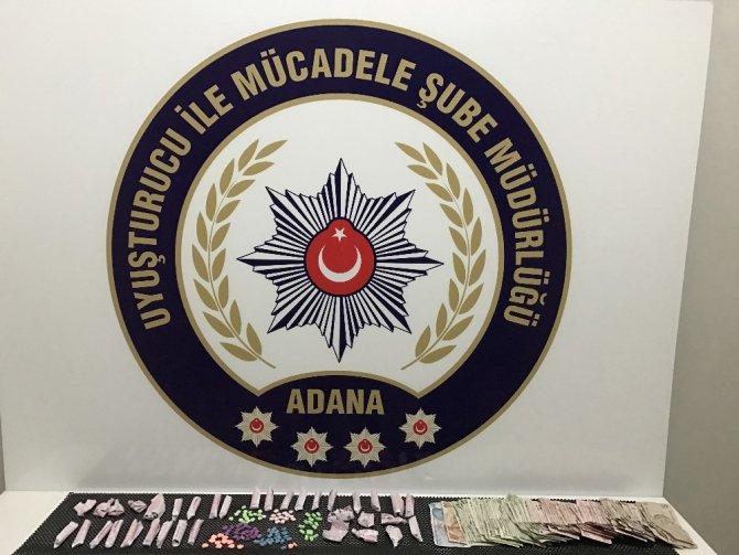 Uyuşturucu Satıcılarına Şok Baskın: 9 Gözaltı
