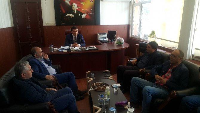 Agad'dan Sami Işık'a 'Hayırlı Olsun' Ziyareti