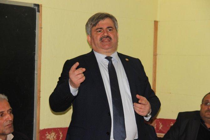 Çaturoğlu Ve Çakır'a Köylerde Tam Destek