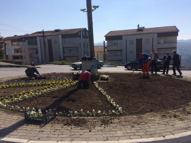 Alaplı Belediyesi'nden Çalışma Seferberliği