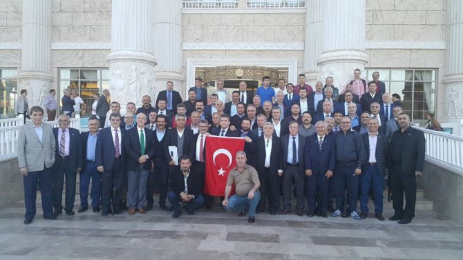 Ayesob, Kıbrıs'ta Eğitim Ve İstişare Toplantılarına Katıldı