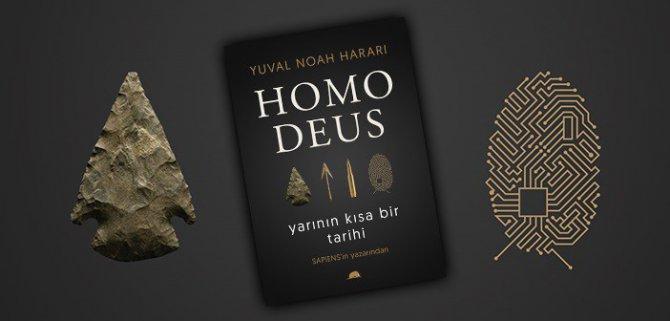 Doç. Dr. Yıldızhan, Harari'nin 'Homo Deus' Kitabındaki Üç Sorusuna Cevap Verdi