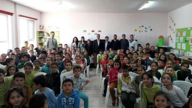 Hisarcık Cumhuriyet İlkokulunda Etkinlik