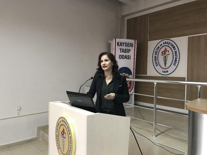 Kayseri Tabip Odası Troid Hastalıklarını Masaya Yatırdı