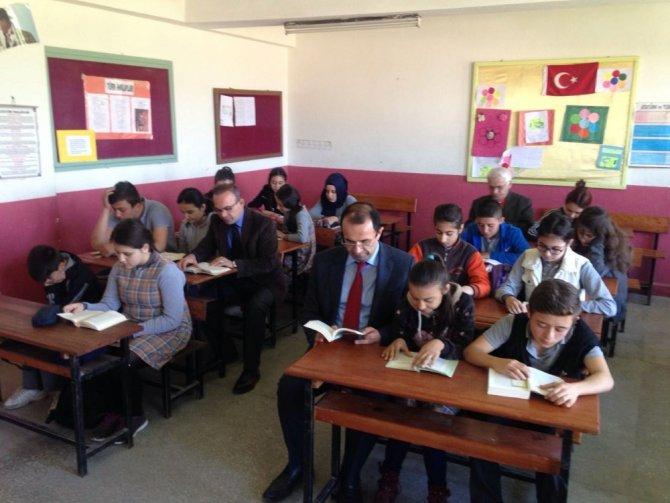Burhaniye'de Kütüphaneler Haftası
