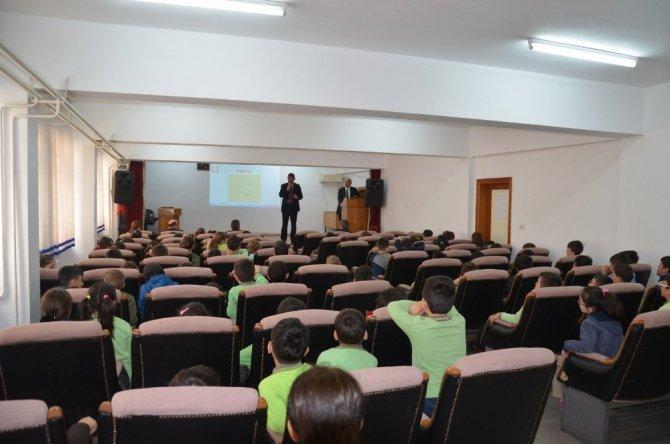 Öğrencilere Trafik Bilinci Kazandırılıyor