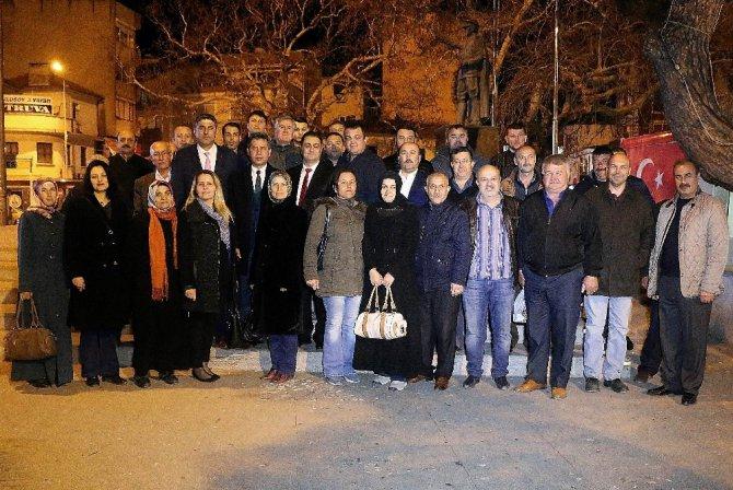 Balıkesir Milletvekili Mahmut Poyrazlı;