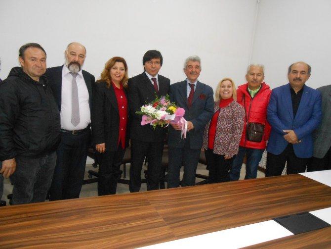Esküder'den Eskişehir Vali Yardımcısı Avşarbey'e Ziyaret