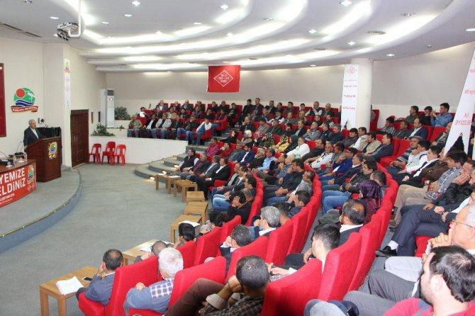 Kumluca Ak Parti Sandık Kurulu Toplandı