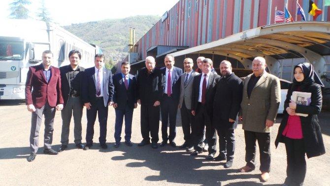 Ak Parti Trabzon Milletvekili Muhammet Balta: