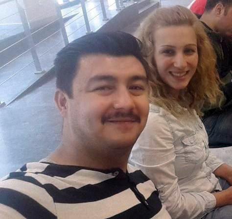 Konya'da Nişanlı Çifti Kaza Ayırdı