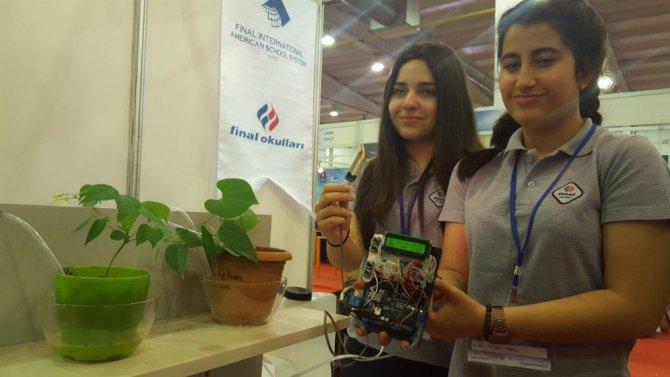 Bursa'da Genç Kaşiflerden Çılgın Projeler