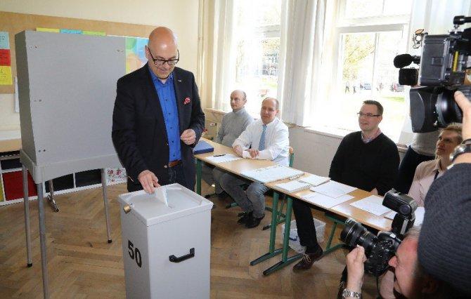 Almanya Schleswig-holstein Seçim sonuçlarında Koalisyon çıktı!