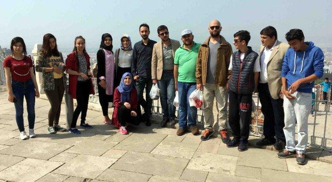 Beyaz Kalpler'den Bursa'ya gezi