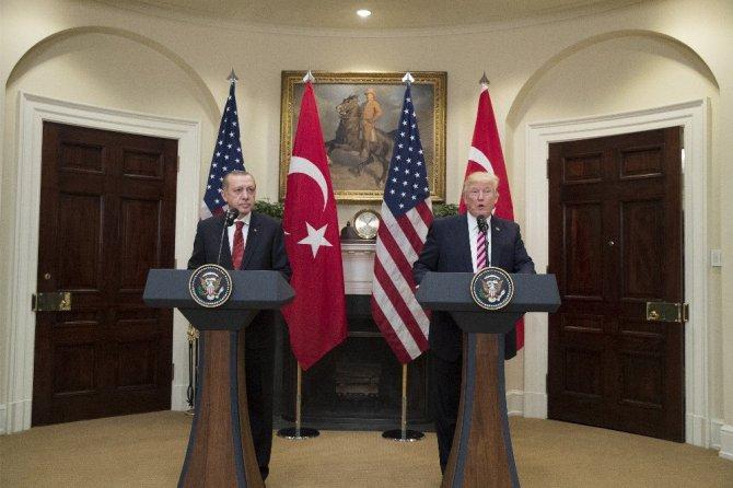 Trump'dan Türkiye'ye destek mesajı!