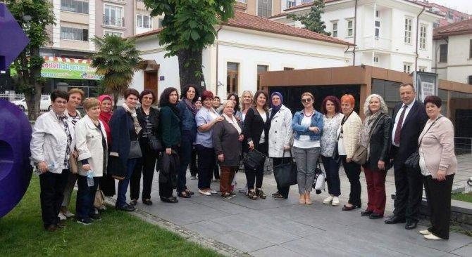 Kosovalı Kadınlardan Samsun gezisi