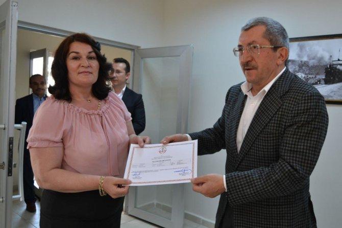 Kosova Gilan'lı Kadınlar Türk El Sanatlarını Ülkelerine Taşıyacaklar