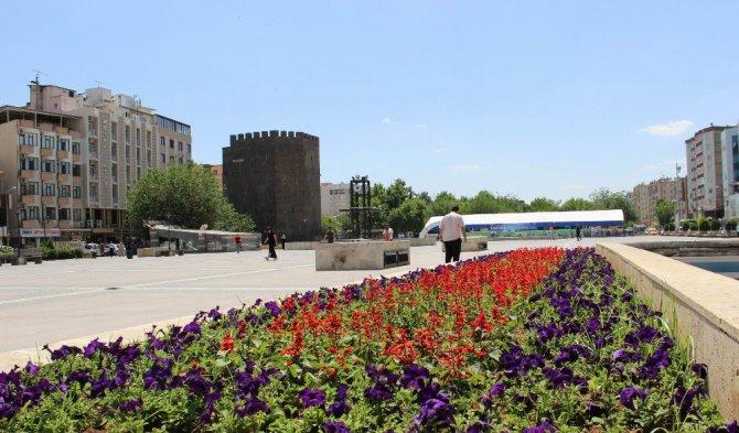Diyarbakır Surları artık daha da güzel