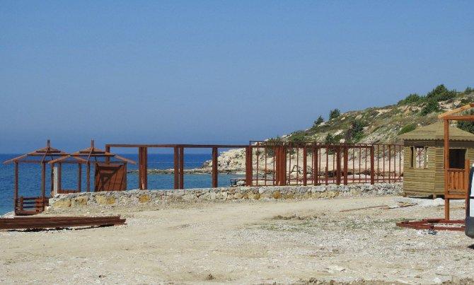 İzmir, Çeşme'de Beach Clup Krizi